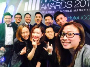 Innity Wins Gold at Mob-Ex 2017 in Hong Kong!
