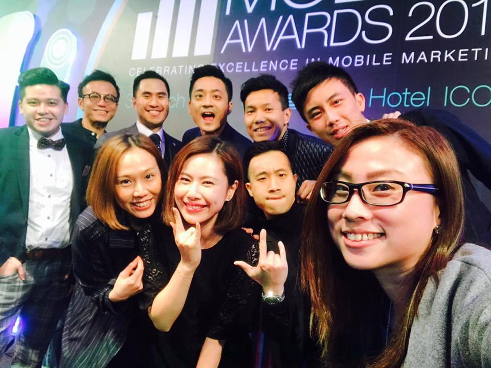 Innity Wins Gold at Mob-Ex 2017 in Hong Kong!