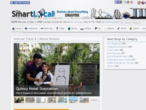 TheSmartLocal is Innity's Website of the Month!