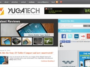 Yugatech is Innity's Website of the Month!