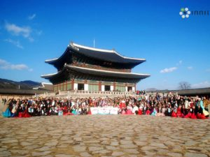 An amazing company trip to Korea – Innity Rocks Seoul