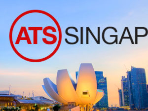 We will be at ATS Singapore 2018!