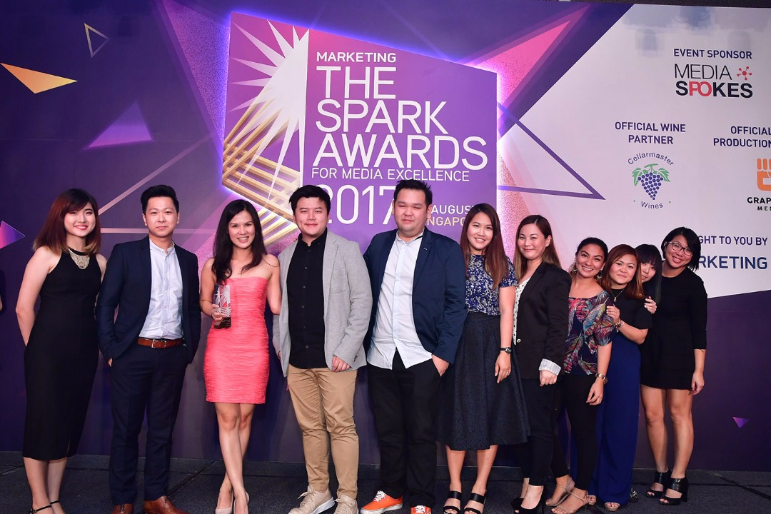 Innity Once Again Wins at Spark Awards in Singapore!