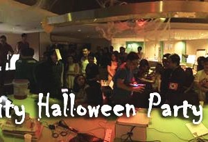 Innity Townhall: Halloween Party 2015