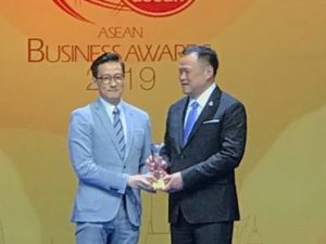 Innity wins at the ASEAN Business Awards (ABA) 2019!