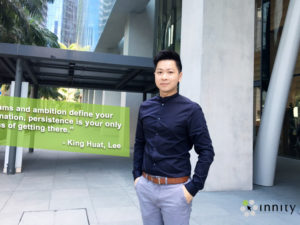 A Day In the Life of Head of Sales in Innity Singapore