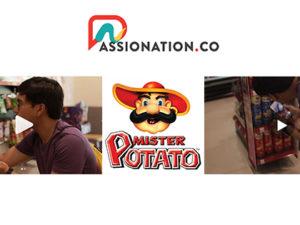 [Case Study: Passionation] Mister Potato