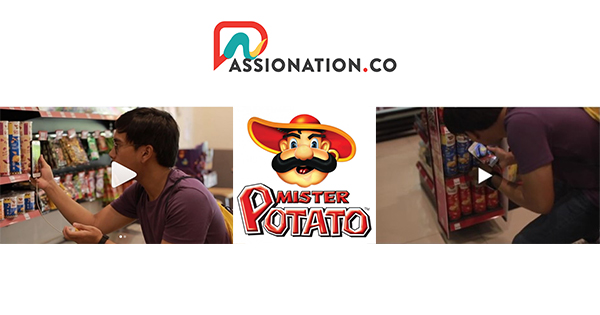 [Case Study: Passionation] Mister Potato