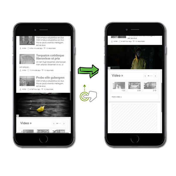 Introducing Our Latest Product – Mobile Scroll