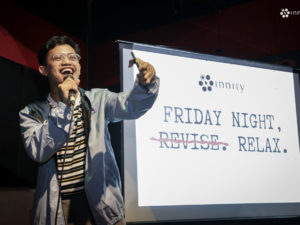 "Innity Philippines Celebrates ""The Agency Life"""