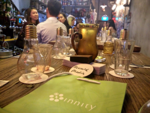 An Innity Workshop: When Content Meets Technology