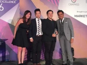 Innity Wins at Spark Awards Singapore