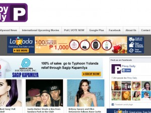 Pinoy Daily is Innity's Website of the Month!
