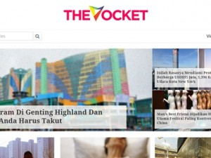 The Vocket is Innity's Website of the Month!