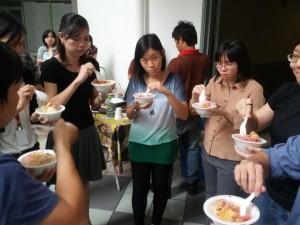 Townhall: Innity's Satay Day!