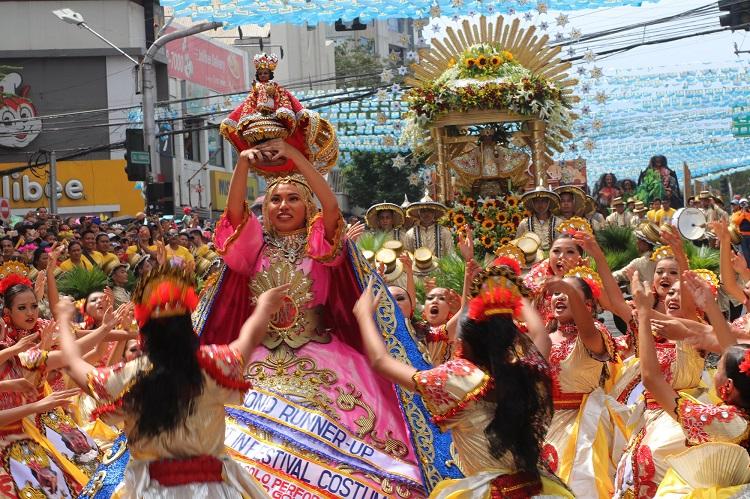 Sinulog Festival in Cebu City
